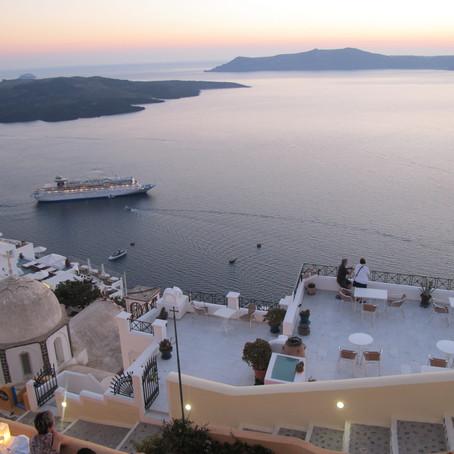 Santorini: un vulcano in mezzo all'egeo