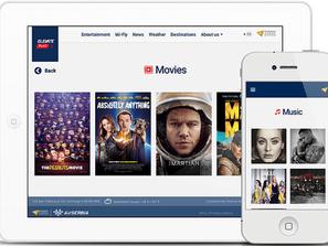 Air Serbia offre film, musica e serie tv con app gratuita