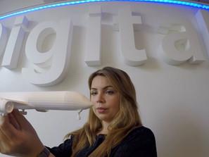 British Airways studia applicazioni per stampa 3D