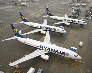 Un anno difficile per Ryanair