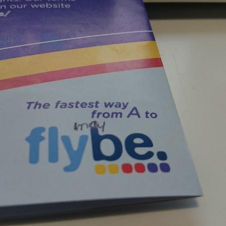 FlyBe a terra dopo 40 anni