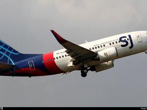 Tutti i record negativi di Sriwijaya Air