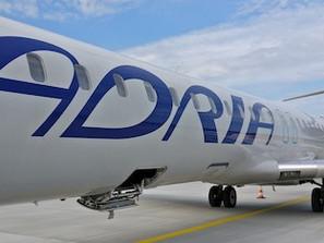 Adria Airways sull'orlo del fallimento