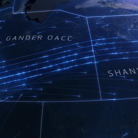 I cieli sopra l'Atlantico sono le porte d'Europa