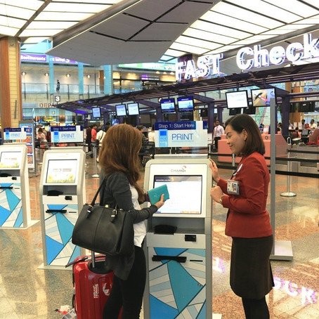 Singapore, telecamere riconoscono i passeggeri