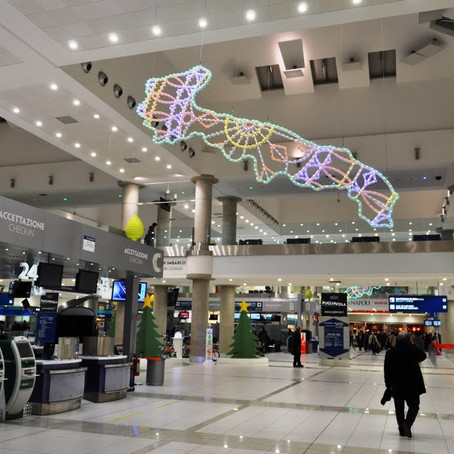 Oltre 8 mln passeggeri in Puglia nel 2019