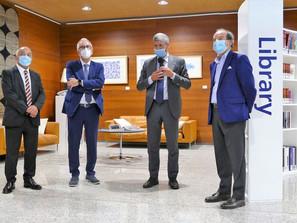 A Cagliari la prima biblioteca italiana in un aeroporto