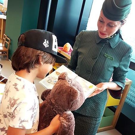Vacanze, Alitalia facile per i bambini