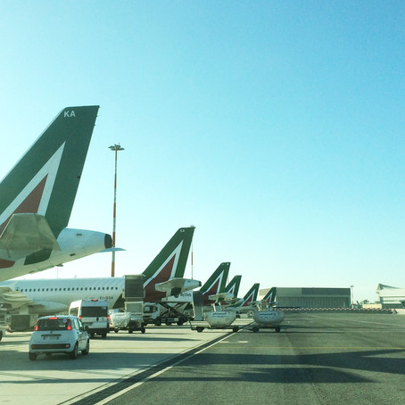 Alitalia, buono il primo volo