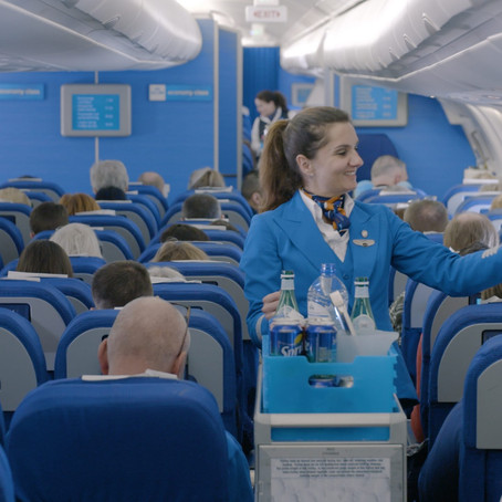Klm rivede il catering in economy