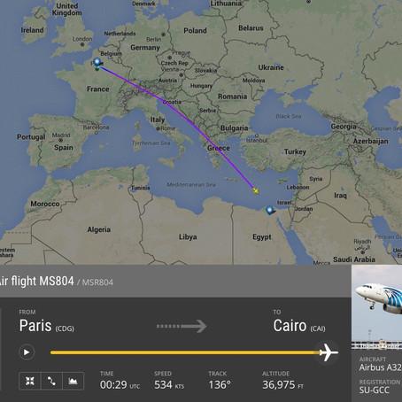 MS804, quanto è sicura Egyptair?