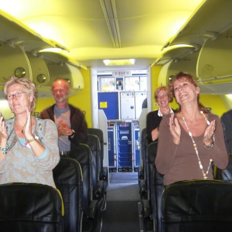 Perché applaudiamo sui voli Ryanair