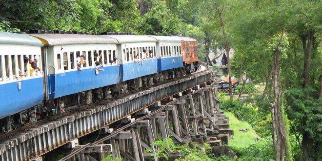 The train to river Kwai