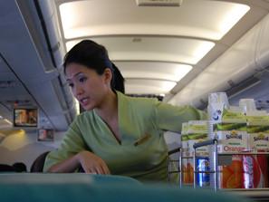 A cosa servono gli assistenti di volo?