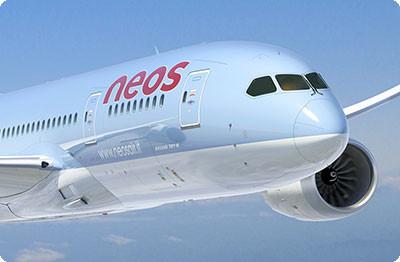 A Neos il primo Dreamliner in Italia