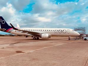 Comincia l'avventura di Ego Airways
