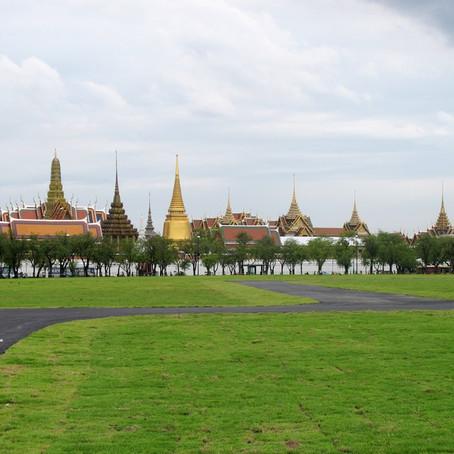 Il Buddah reclinato di Wat Pho