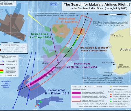 MH370, tutte le ossessioni di Zaharie