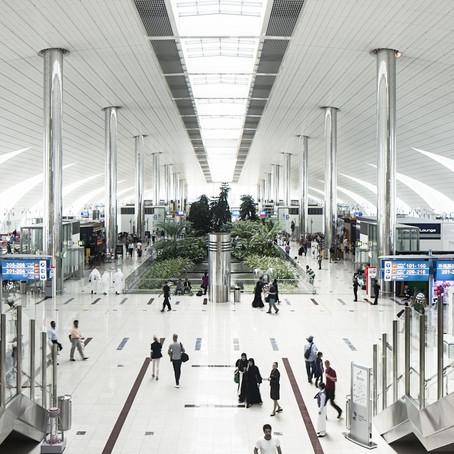 Lavori a Dubai, Emirates ferma 48 aerei