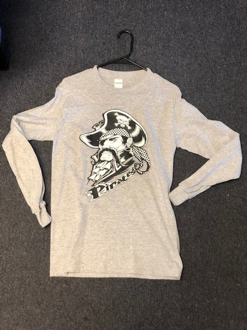 Long Sleeve- Pirate Logo
