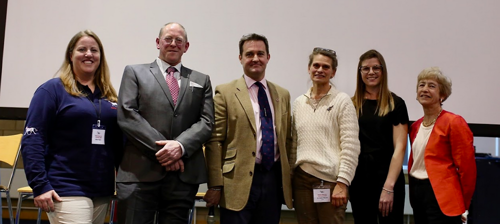 Horses Inside Out annual conference world renowned speakers equine CPD therapists Mark Johnson Dr Sue Dyson, DIckie Richard Hepburn, Dr Vibeke Elbrønd, Gillian Higgins