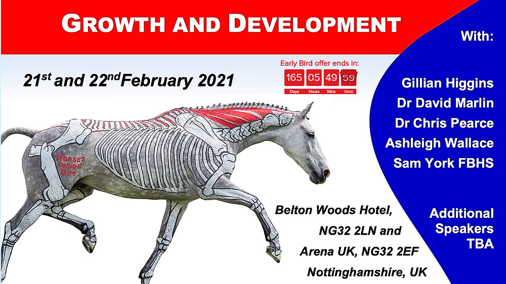 Horses Inside Out annual conference equine growth and development,