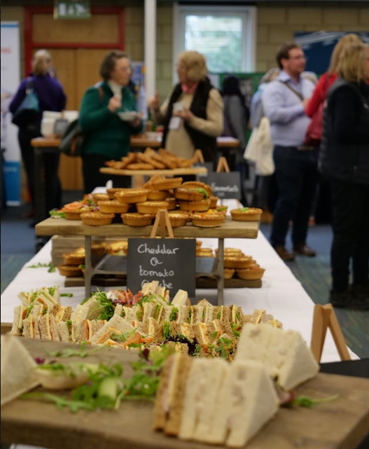 hospitality at the horses inside out conference