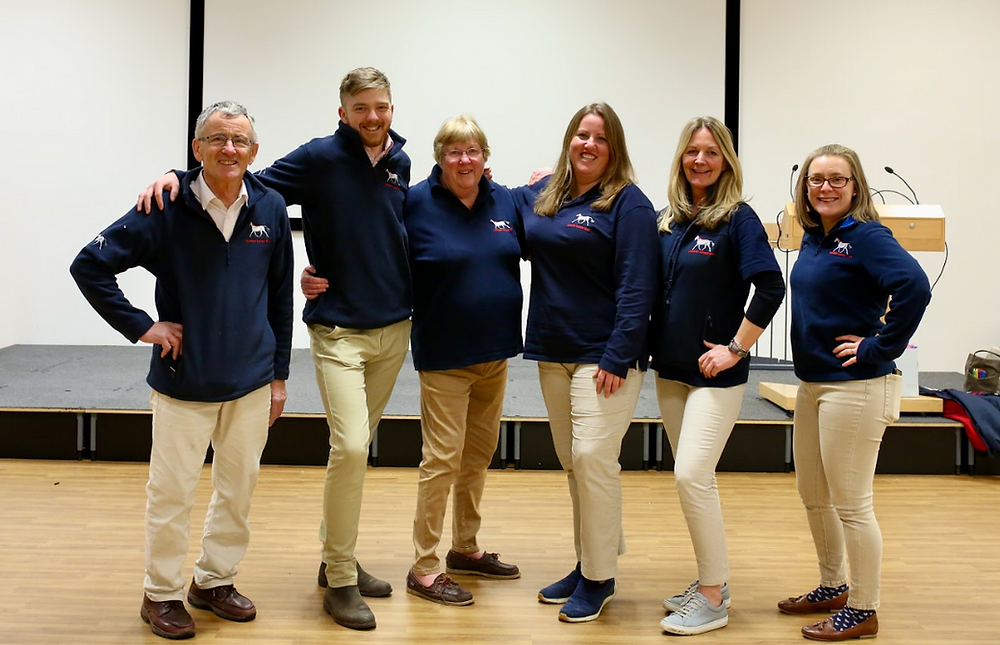 Horses Inside Out organising committee, Gillian Higgins,  annual conference for equestrians