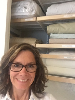 OLWH: Reorganizing Your Linen Closet