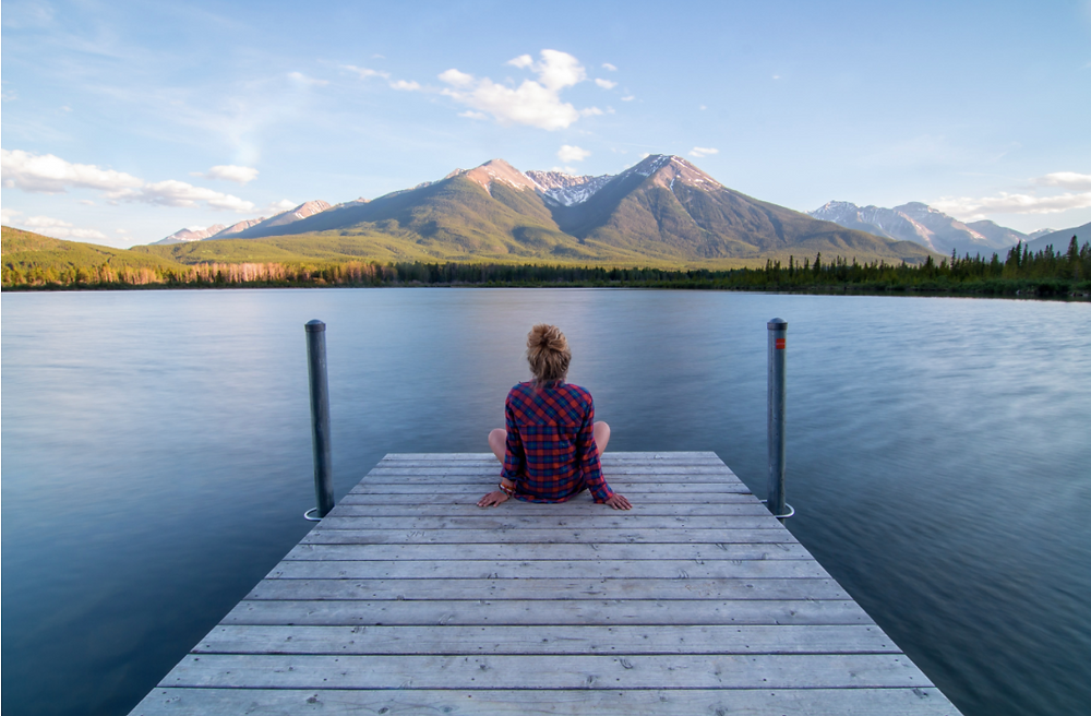 Organize Your Mind - Meditate. Get out in nature or find some other quiet spot where you can clear your head.
