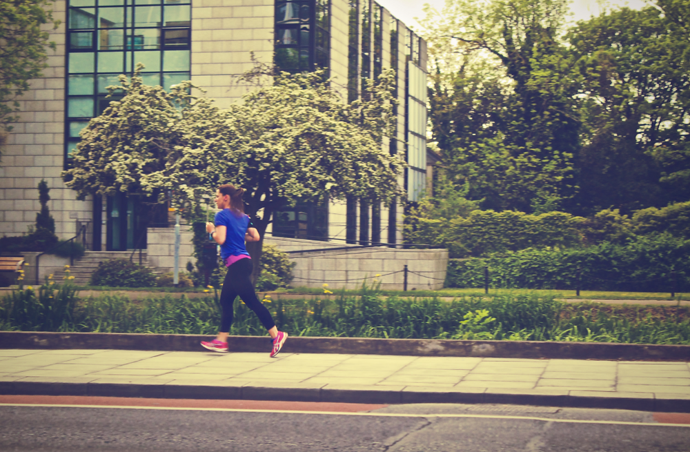 Organize Your Mind - Go for a run. Or just a walk.