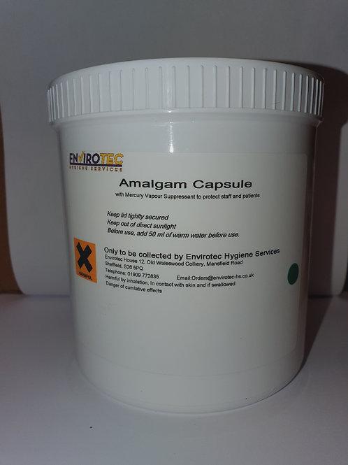 1lt Amalgam waste pot