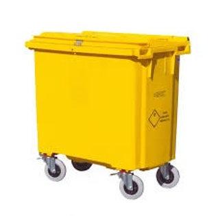 1000 Litre Clinical Waste Bin