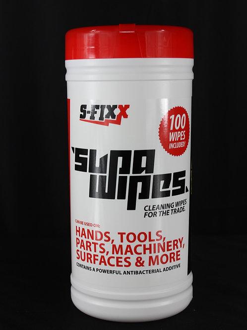 Anti-bacterial Supa Wipes