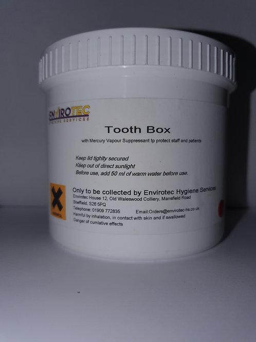 1 Litre Dental Tooth Box
