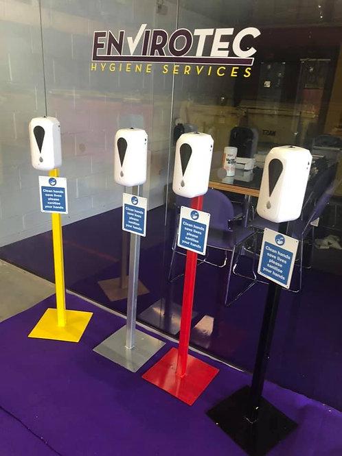 1 Litre Automatic Dispenser 7 Stand
