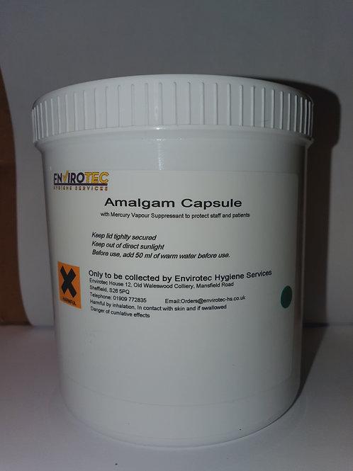 50ML Amalgam Capsule Pot
