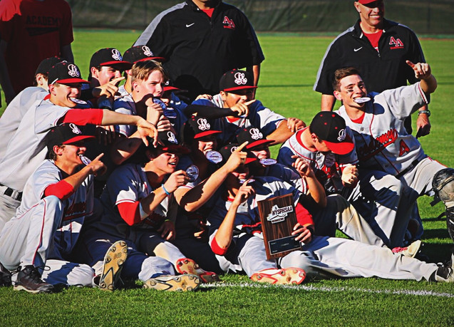 Image result for albany academy baseball section 2 champions