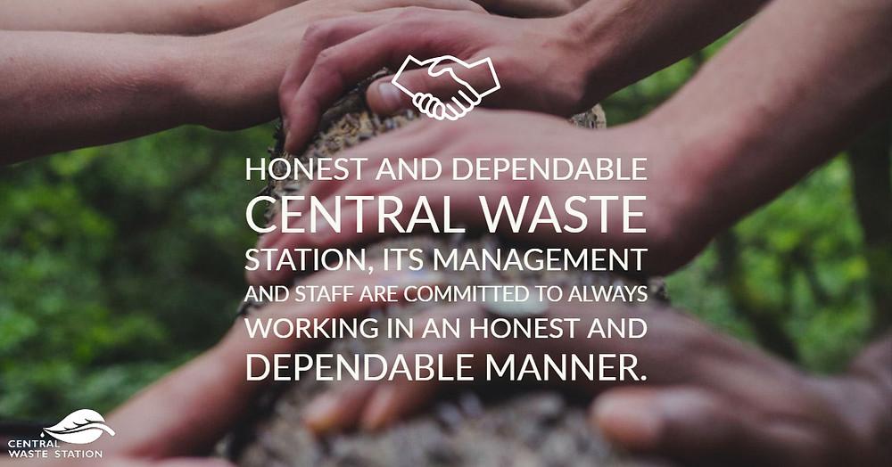 Central Waste