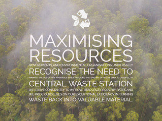 Maximising Resources