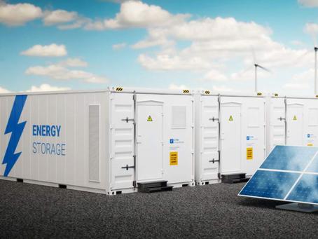 Armazenamento de energia solar fotovoltaica