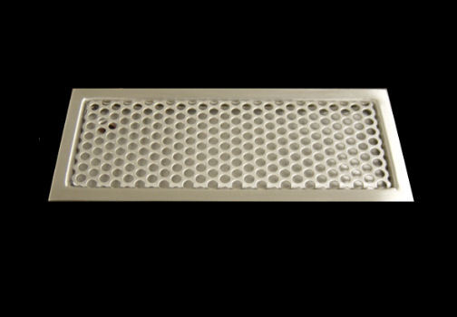 Basic drip pan w/ perforated
