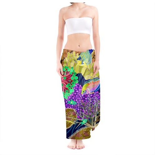 The Golden Triangle Sarong