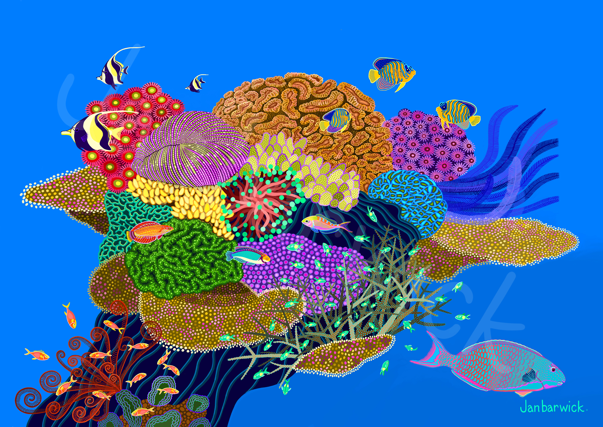 Golden Triangle Reef