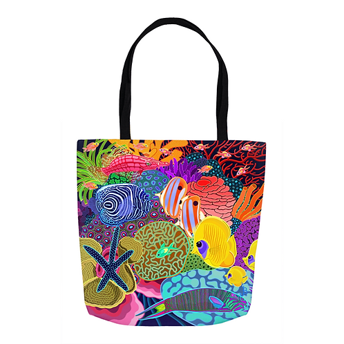 Great Barrier Reef Tote