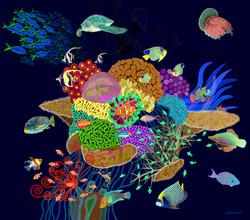 Golden Triangle - Georgia Aquarium