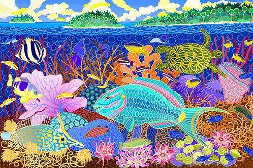 Parrotfish Party