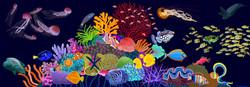 Great  Barrier Reef  - Georgia Aquarium