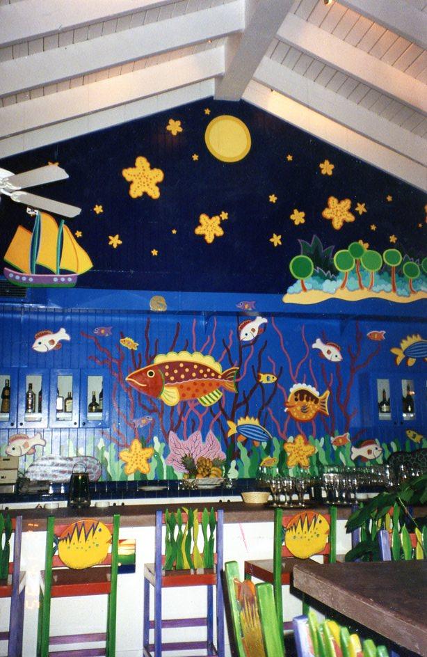 Beach Bar - Hyatt Regency Cayman
