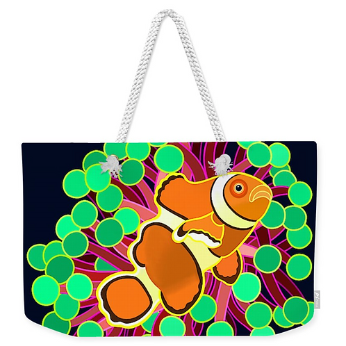 Clown Fish and Anemone Carry All